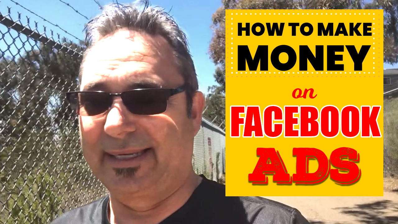 How to make money in Facebook ads