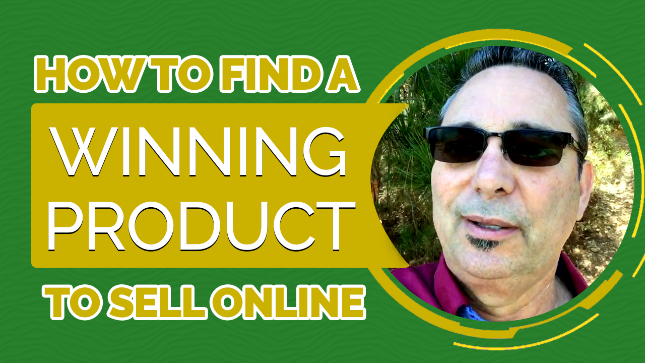 How to find a winning product to sell online