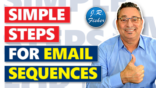 simple steps for email sequences