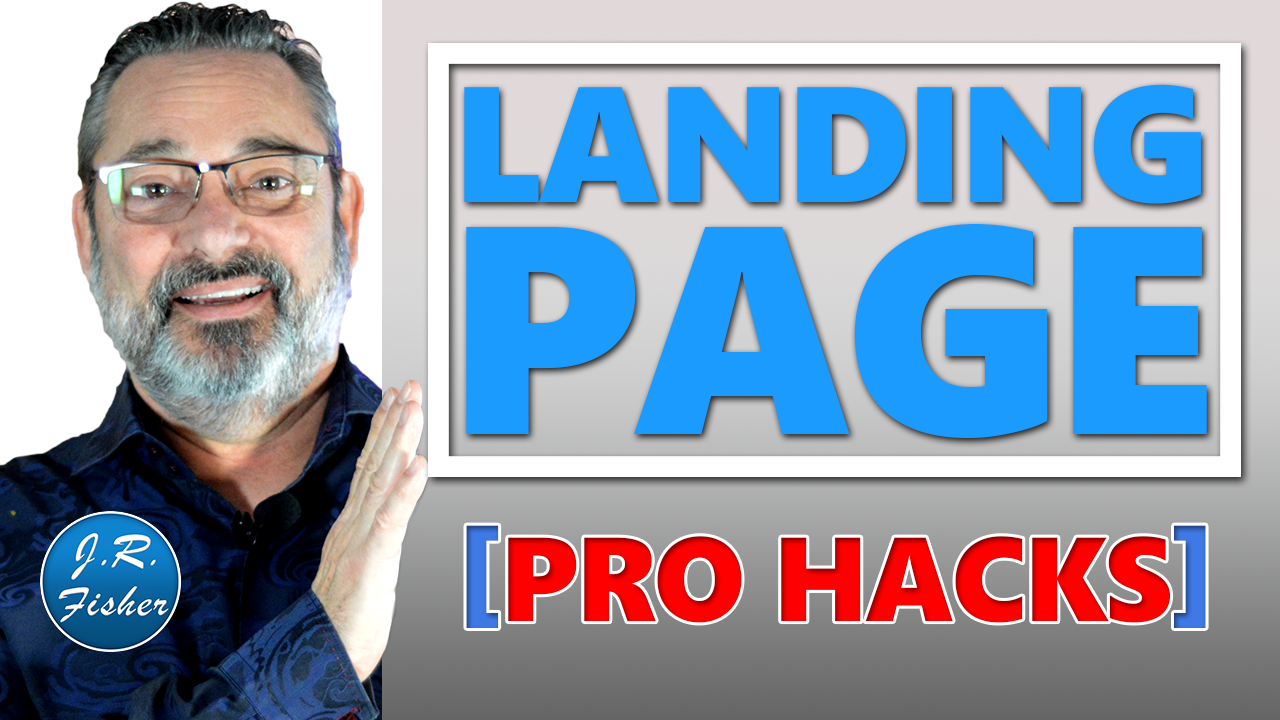 How to make a landing page - pro hacks