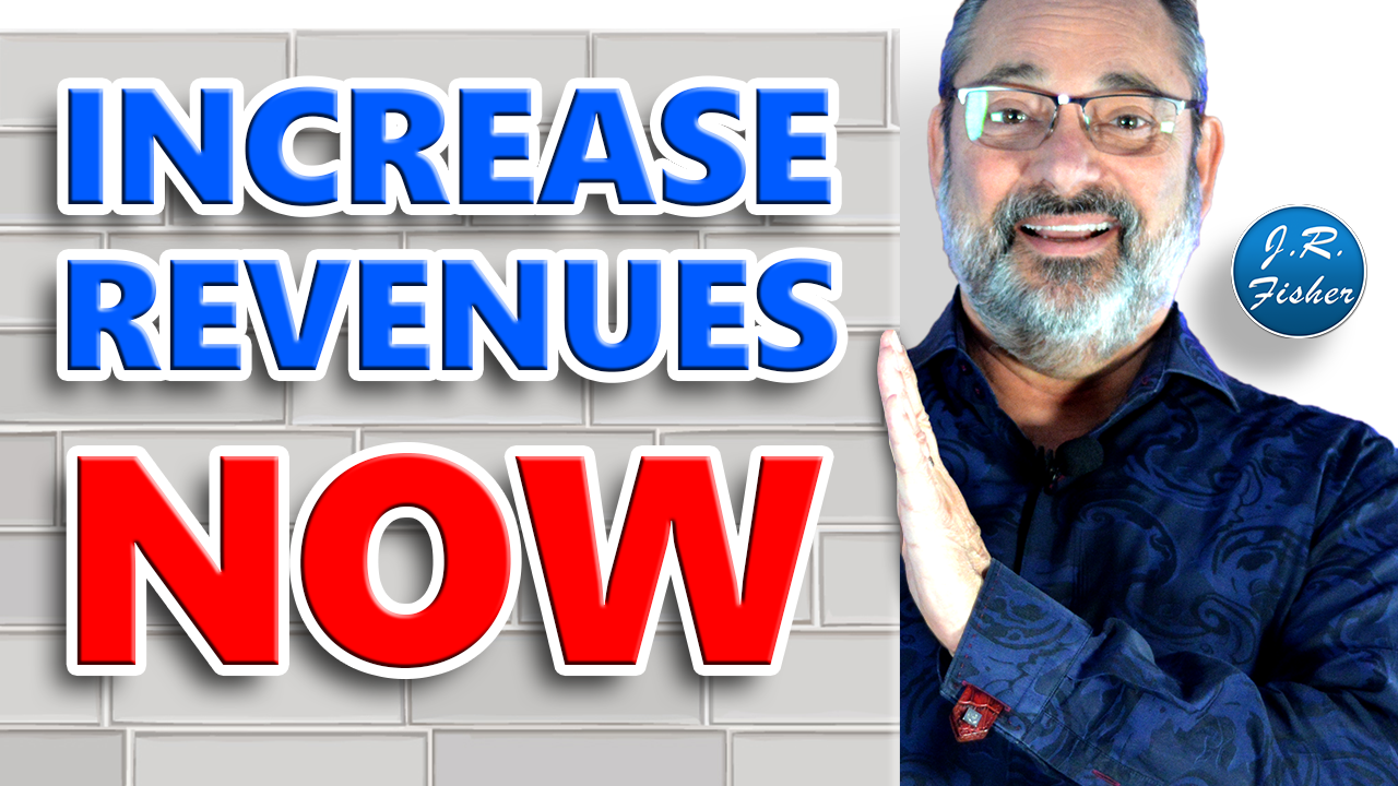 Increase Revenues - The fastest and easiest way to increase your revenue