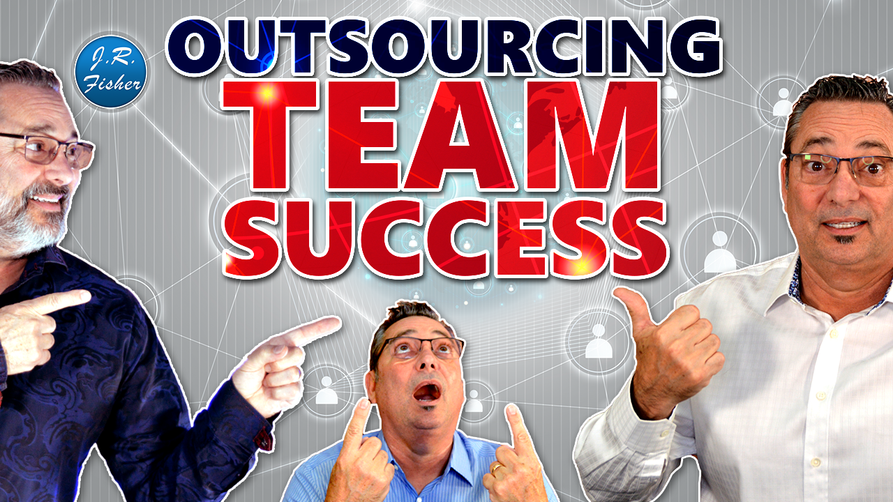 Outsourced Team - How to build your online team and grow your business