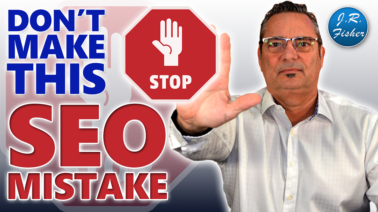 The number 1 biggest SEO mistake almost everyone does - How to avoid doing it
