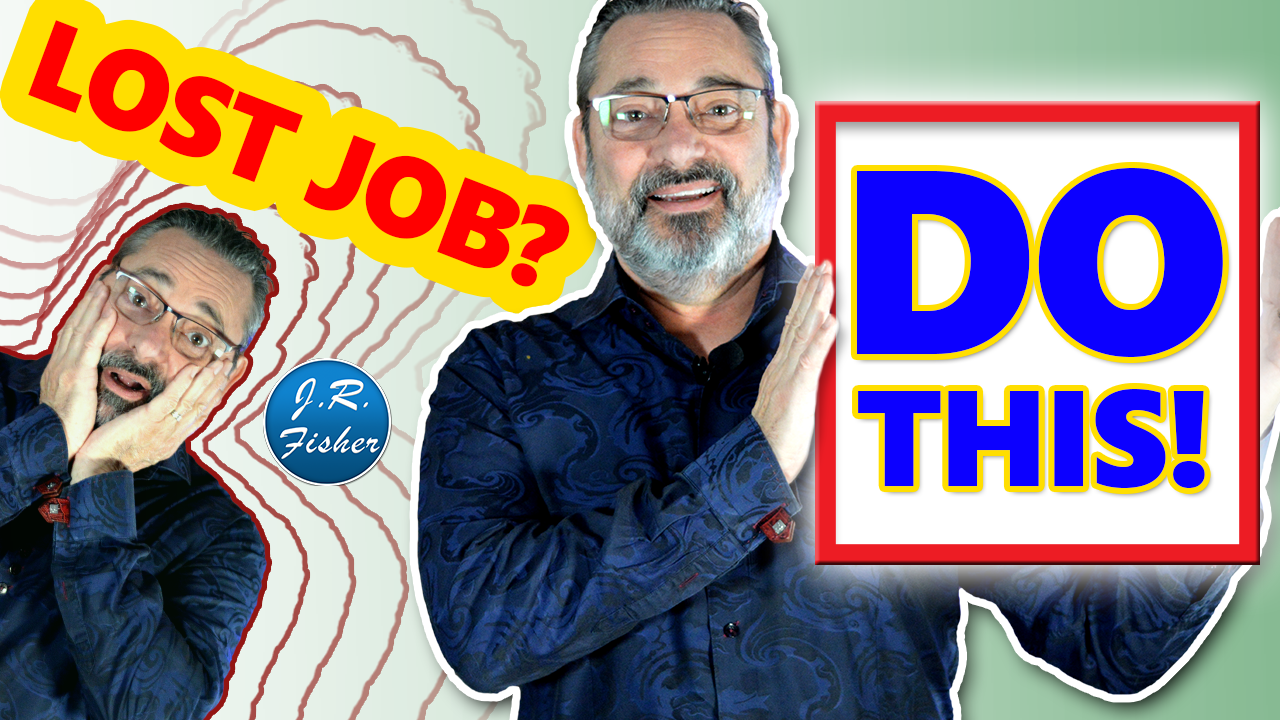 Lost my job - How to react quickly and decisively after you get unemployed