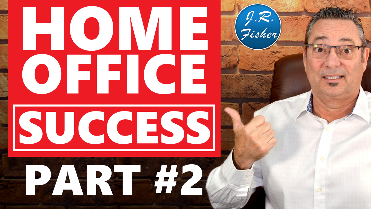 Work From Home - How to work from home and still get stuff done
