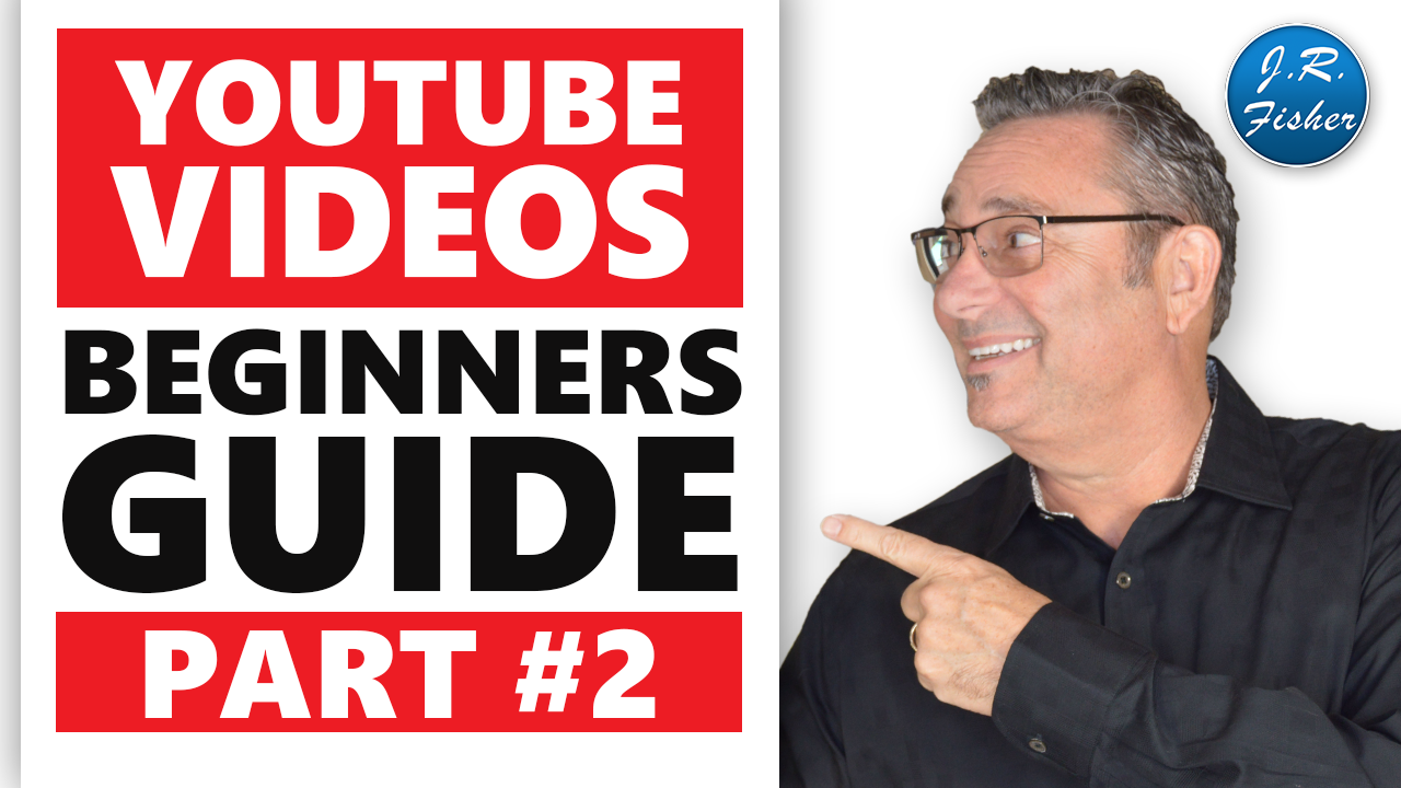 How to make a YouTube video (Beginners Guide) - part 1 of 2