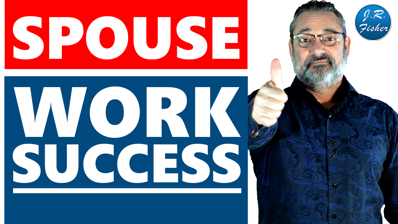 Work From Home - 10 tips to successfuly work from home with spouse