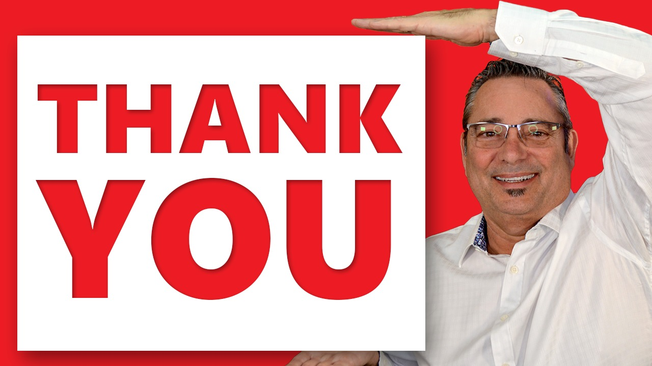 Thank You! How to make thank you pages that make MONEY