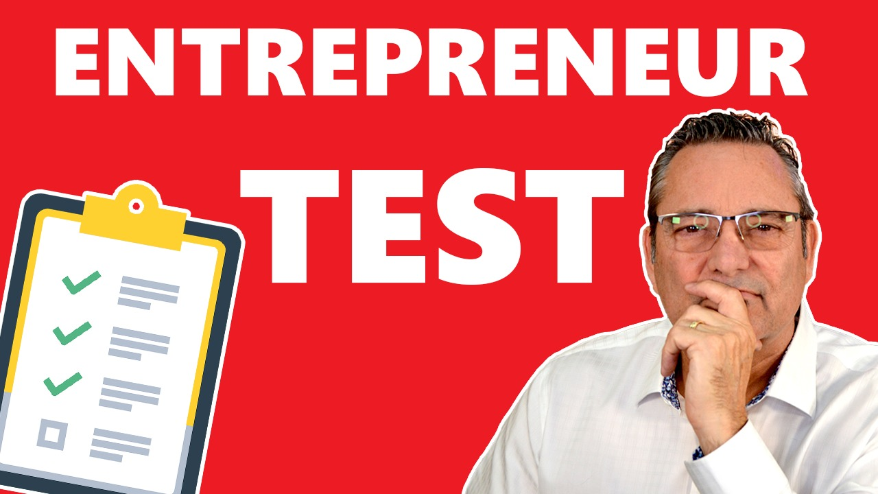 Entrepreneur Simple Test - Will you succeed as an entrepreneur?