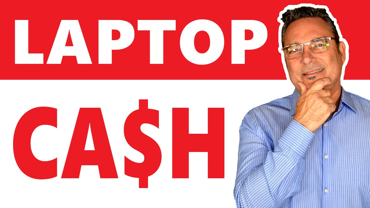 Laptop cash in 12 hours - no experience necessary