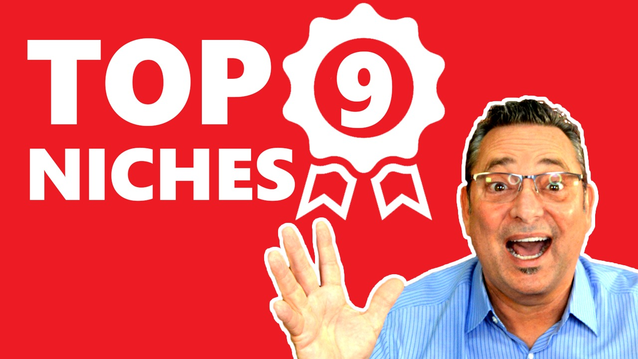NICHE - Top 9 niches to sell courses and steps when creating your content