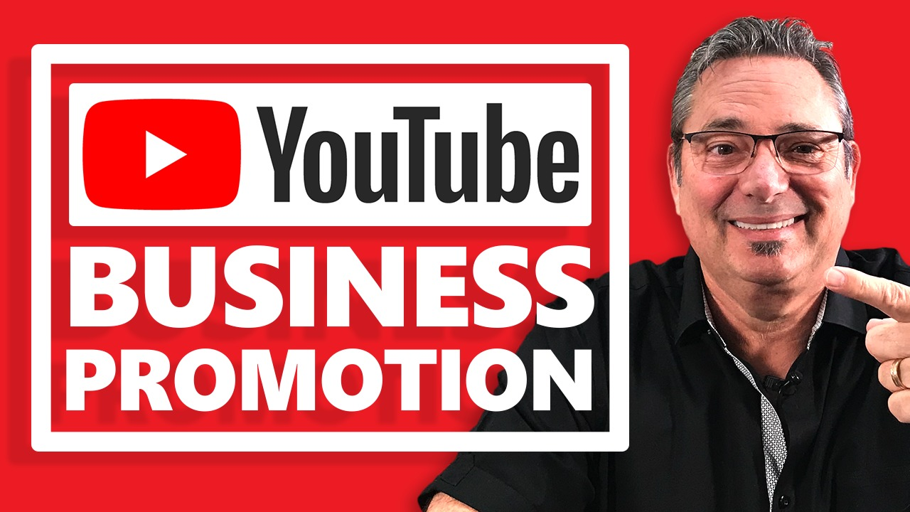 Youtube Videos - Make videos to promote your business on YouTube