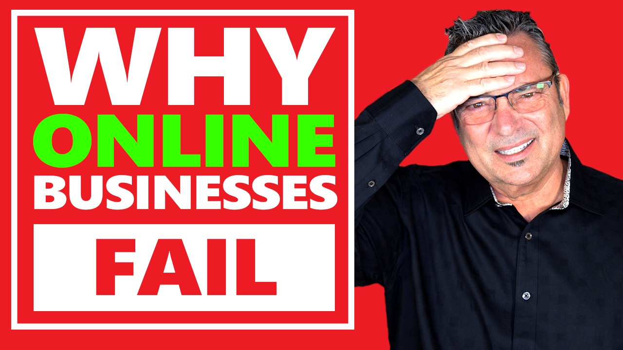 Online Business - Here's why most online businesses fail