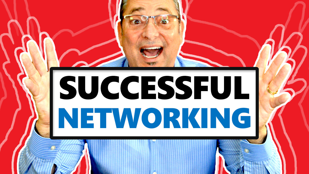 Networking - How to build your network and meet successful people