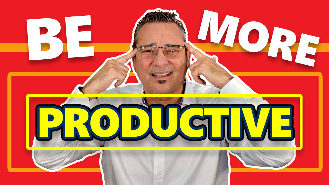 Productive - How to Be more productive - Curate your media