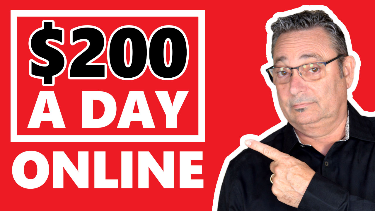Affiliate Marketing - $200 a day with affiliate marketing - No product needed
