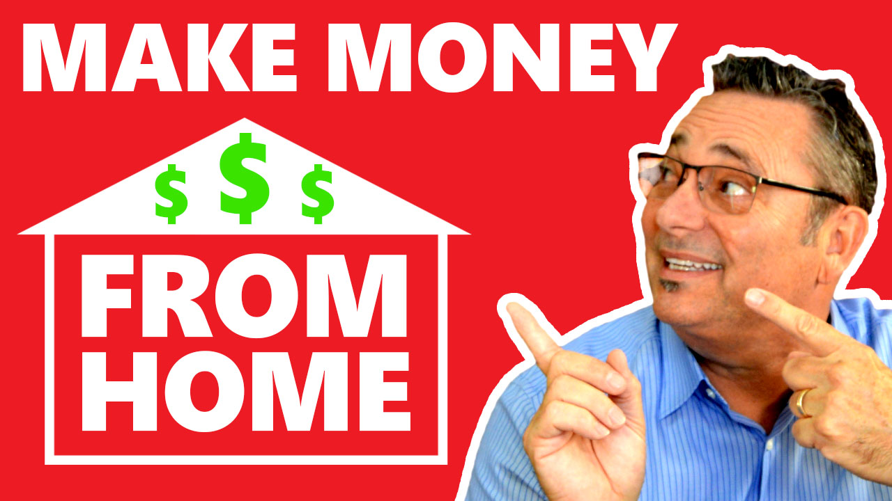 Make money online - 5 ways to make money from home during quarantine