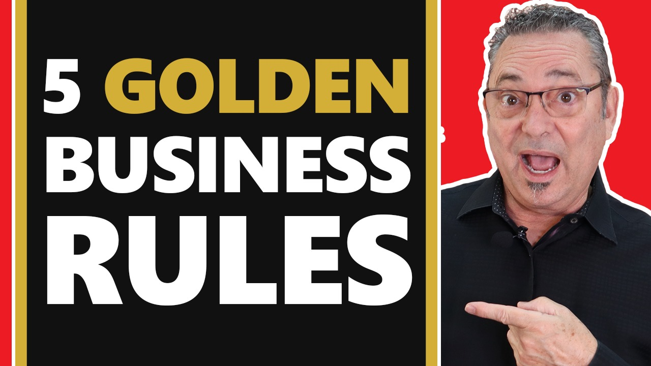 5 golden rules to have a successful online business
