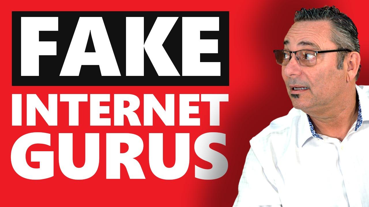 Fake Guru - Uncovered fake internet gurus - How to tell
