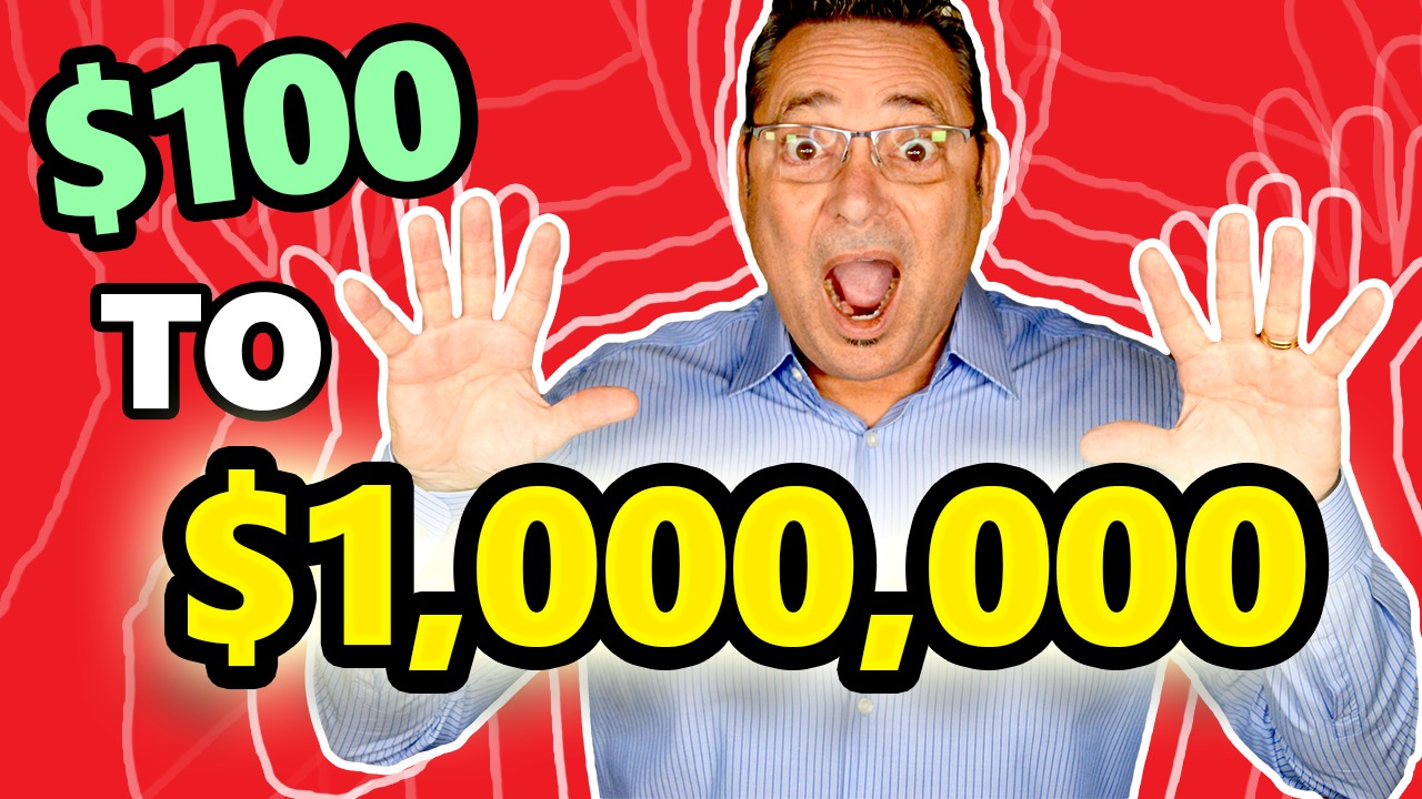 Million-Dollar Business from a $100 investment - How I did it!