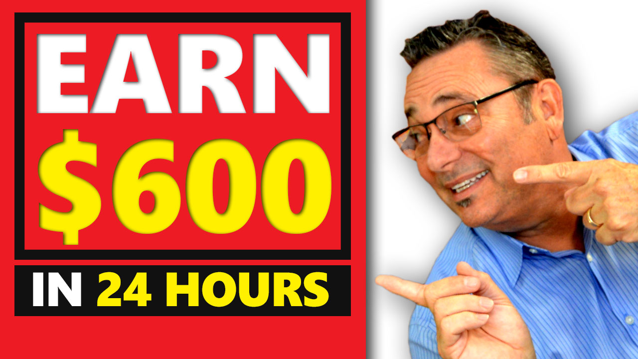 Earn $600 in 24 hours reading emails - How to make money online