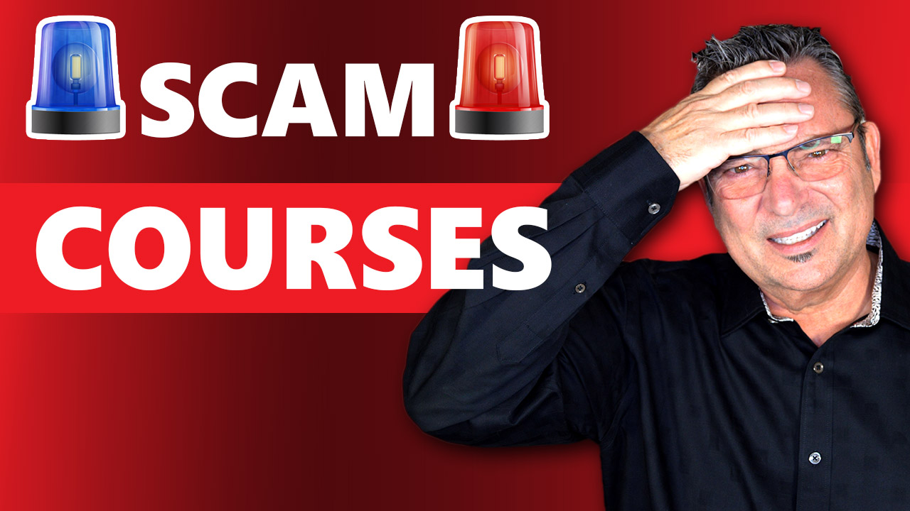 Scam Courses - How can I tell if a money-making course is a scam?