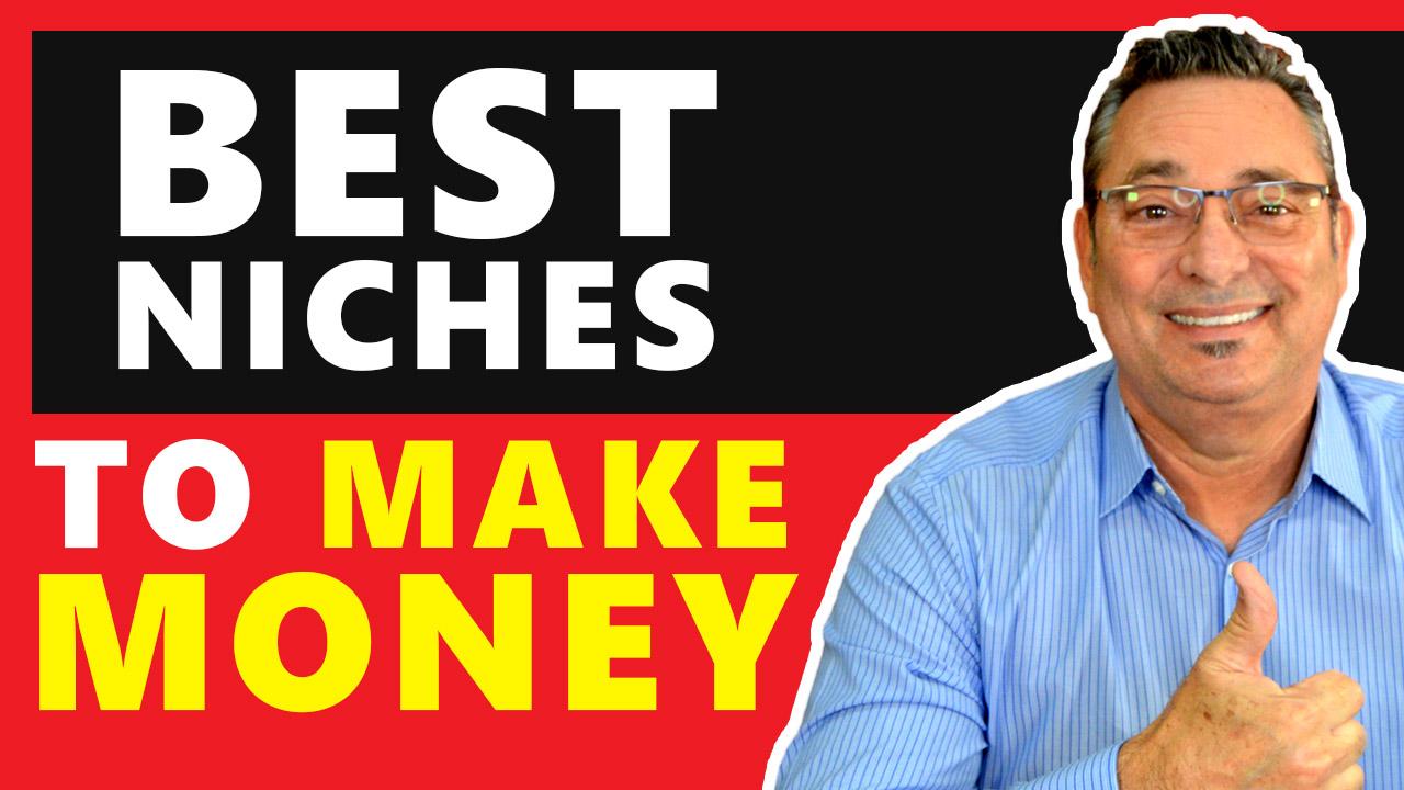 Best Niche - What's the best niche to earn money online fast?