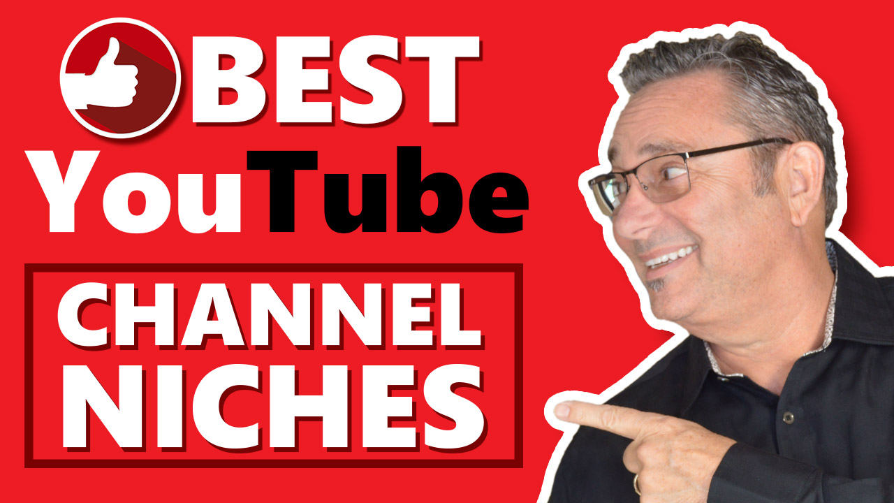 YouTube Niche - What are the best niches to start a YouTube channel?