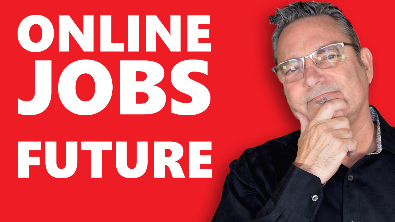 Online Jobs - What is the future of working from home?
