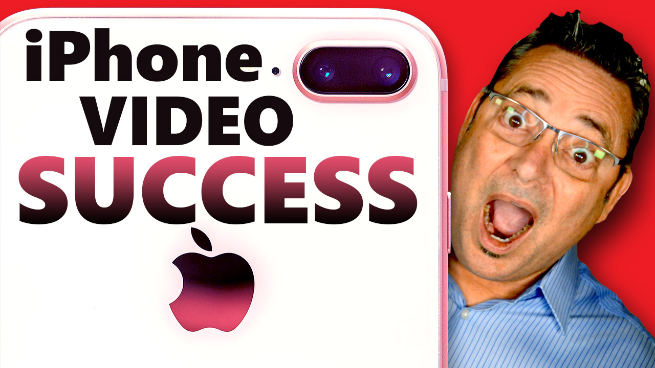 iPhone VIdeos - How to make videos with your iPhone
