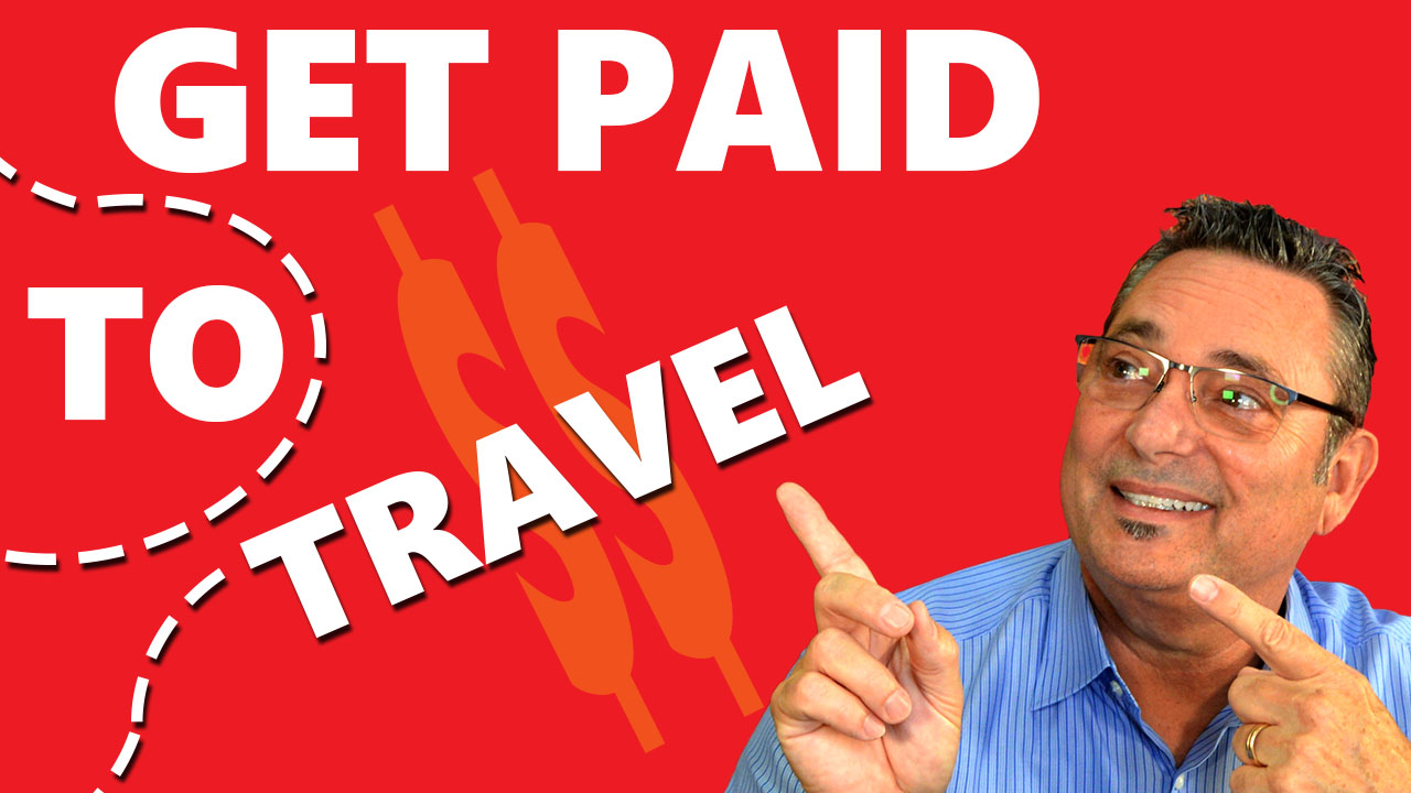 Travel and make money - Make $900 a day while traveling the world
