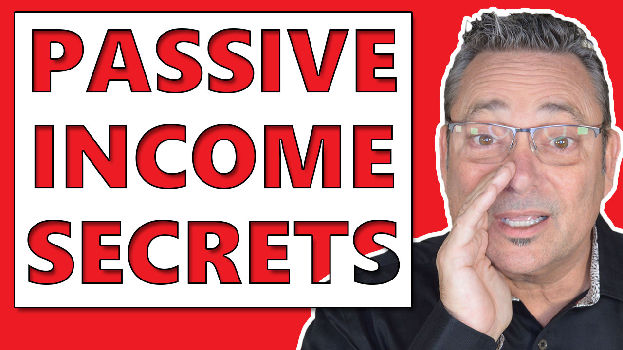 Passive Income - How to earn real passive income (The untold secrets)