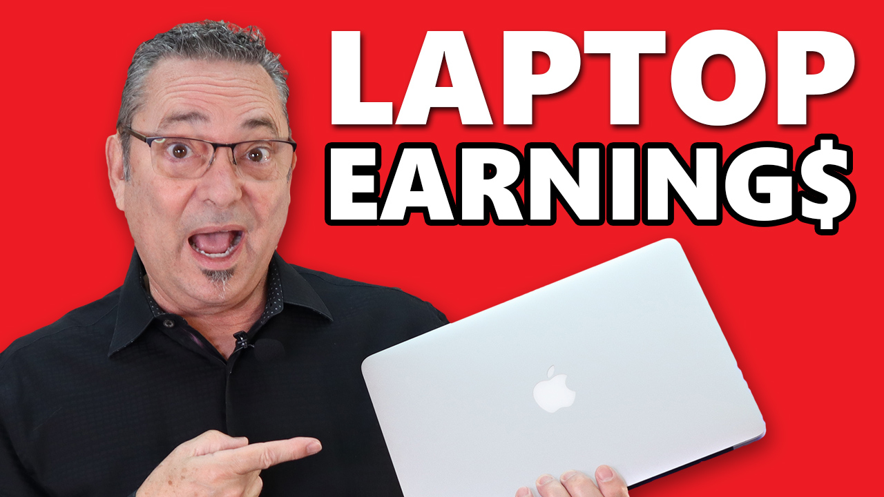 Laptop earnings - How anyone with a laptop can earn a living online