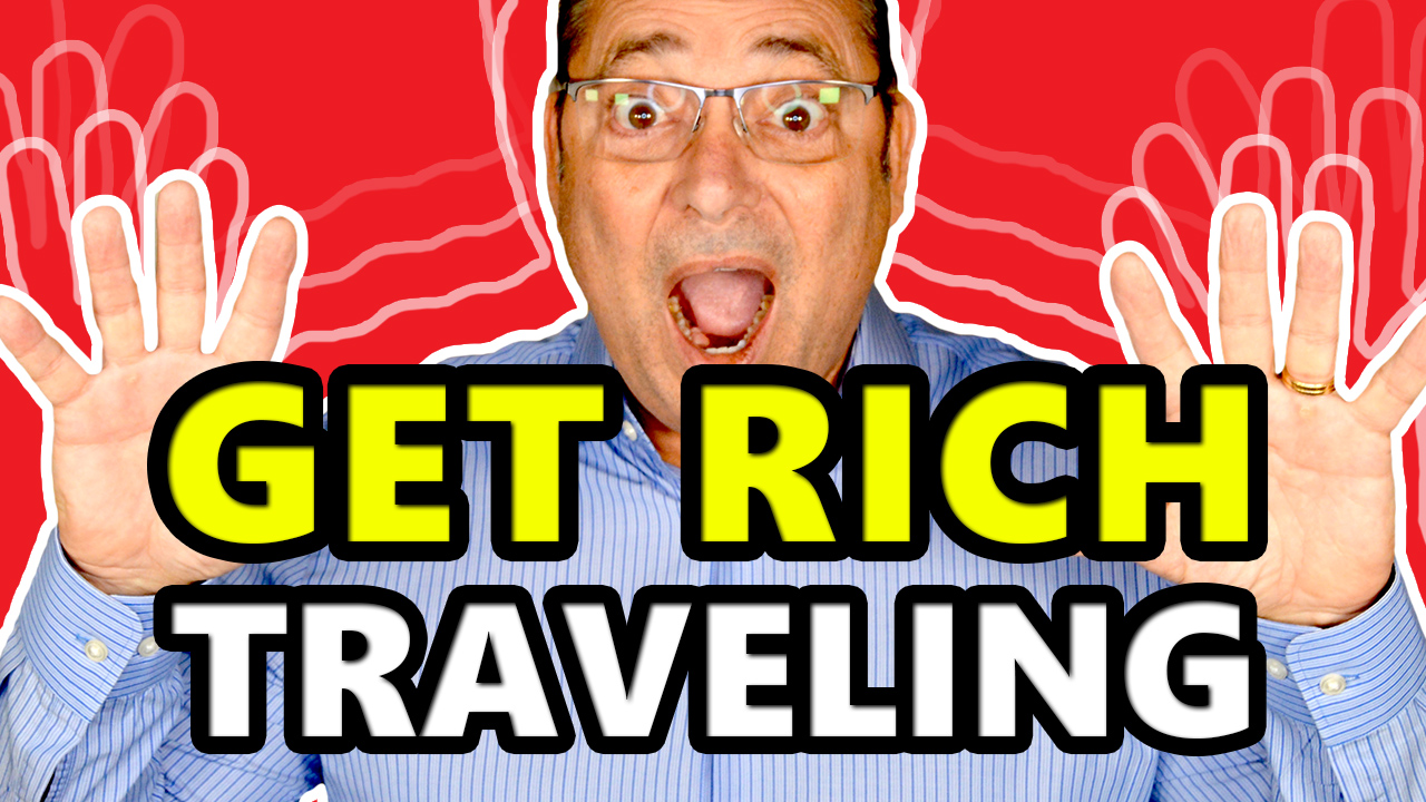 Traveling & Rreading - How traveling and reading can make you rich?
