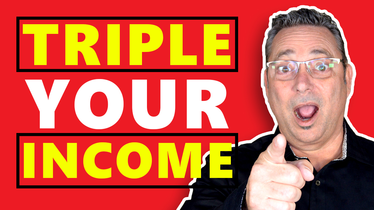 Triple your money on each sale you make - Make more money online