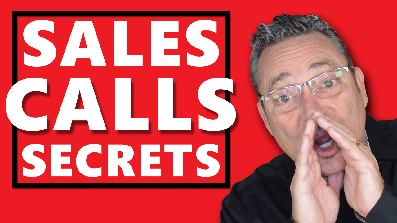 Sales Calls Secrets - 5 lessons I learned from making 10000 sales calls