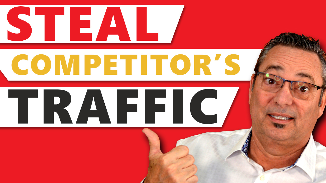 Traffic - How to make $400 a day using your competitor's traffic