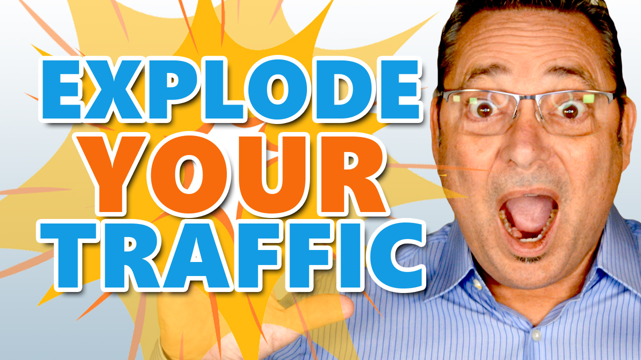 Increase website traffic organically (no experience necessary)