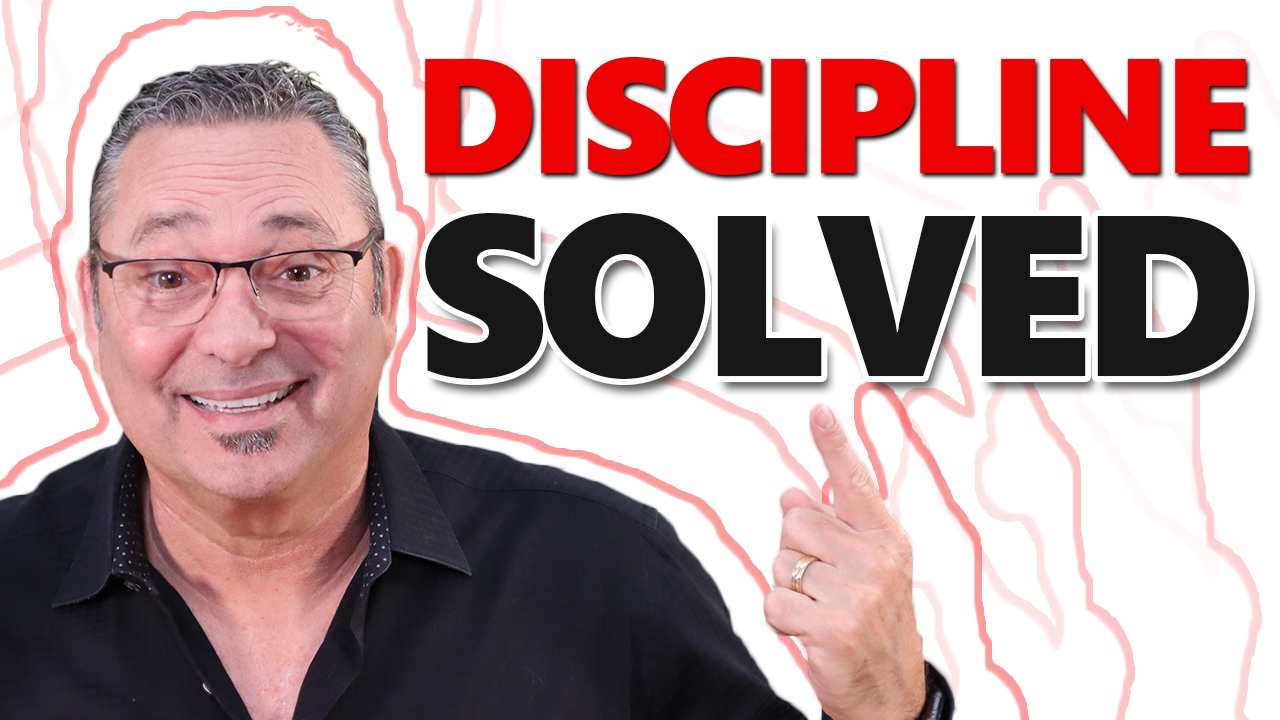 Discipline - How to be more disciplined (6 ways to master self-control)