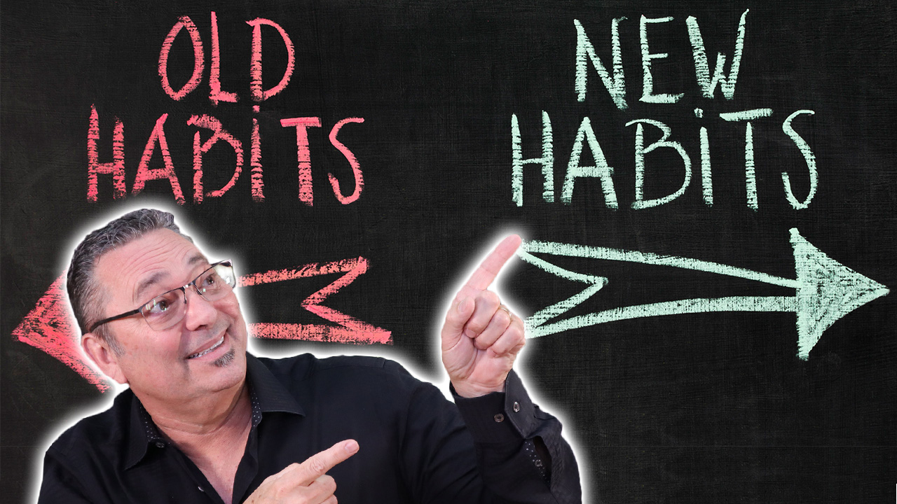 New Habits - 7 simple habits for a more productive life