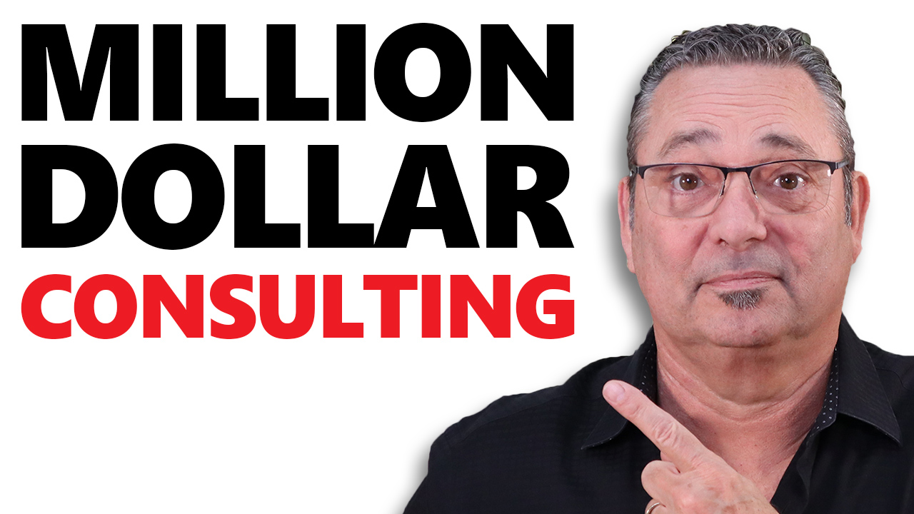 How to make 1 million dollars a year as a freelance consultant