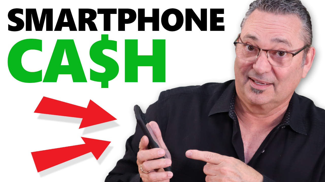 13 apps to make daily money on your smartphone - smartphone cash